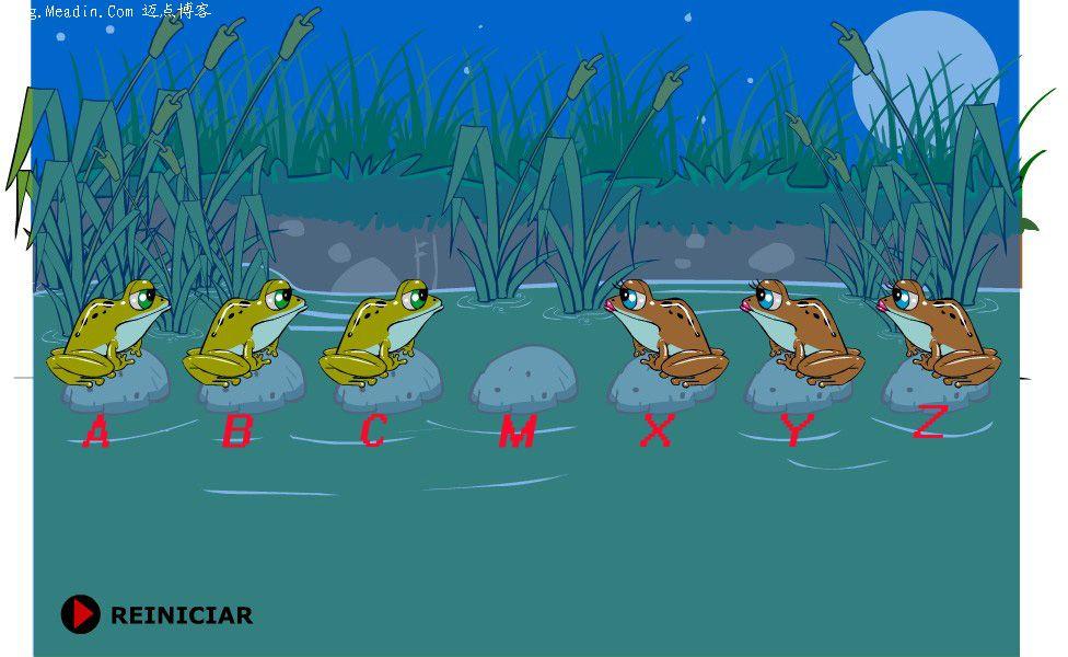 54种青蛙简笔画