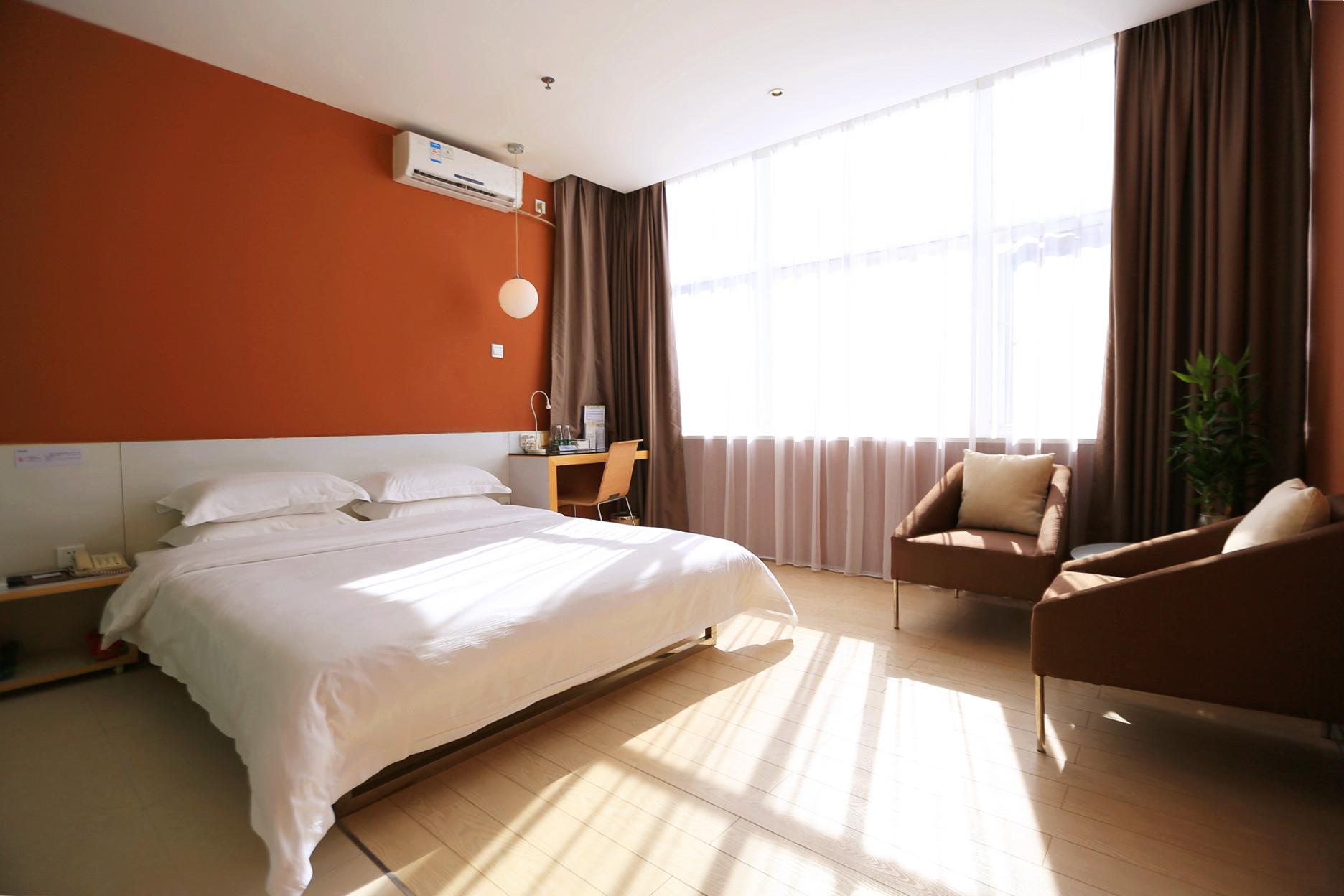 酒店房型图