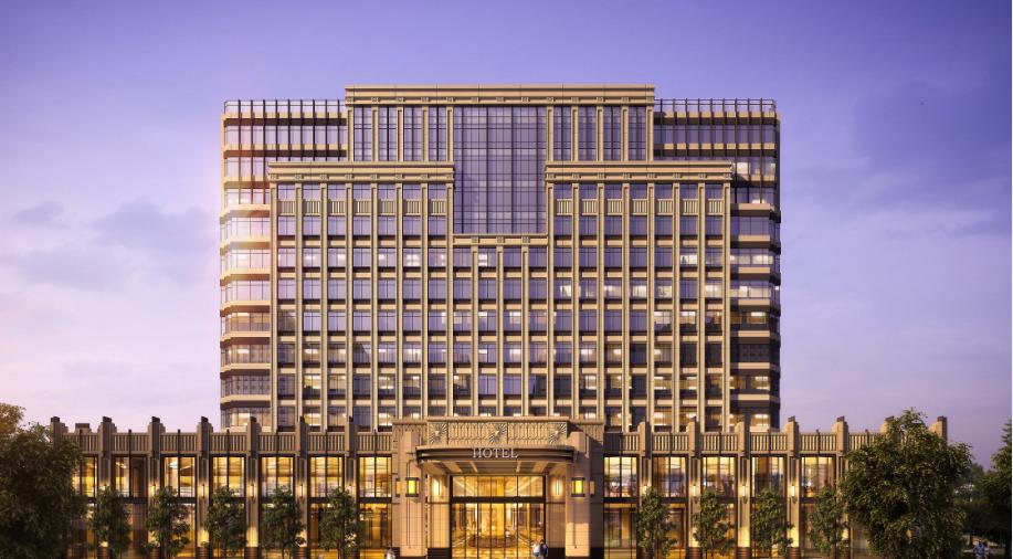 圆通上海凯莱初中重点酒店市浦东图片