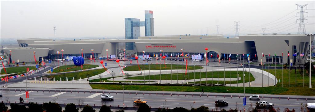 中国医药城会展中心场馆图
