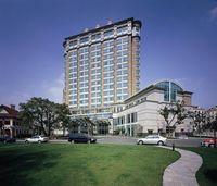 上海兴国宾馆logo