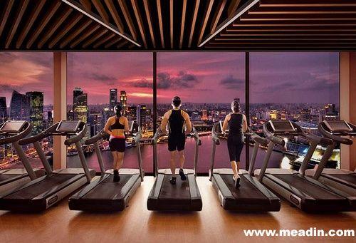 Five World S Greatest Hotel Gyms Hotelnews 迈点 旅游及大住宿业门户