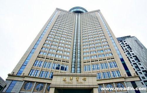 上海远洋七号欧式居住区景观