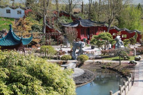 比利时天堂动物园(pairidaiza)