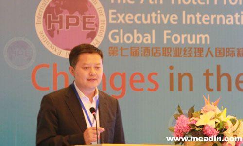 甘圣宏:如何应对酒店生态圈变革