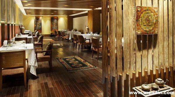藏族之魂:拉萨瑞吉度假酒店,关键词:藏式,精神,静坐五千年的历史潮流
