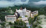 黄山新华联豪生 喀什银瑞林评为五星级酒店