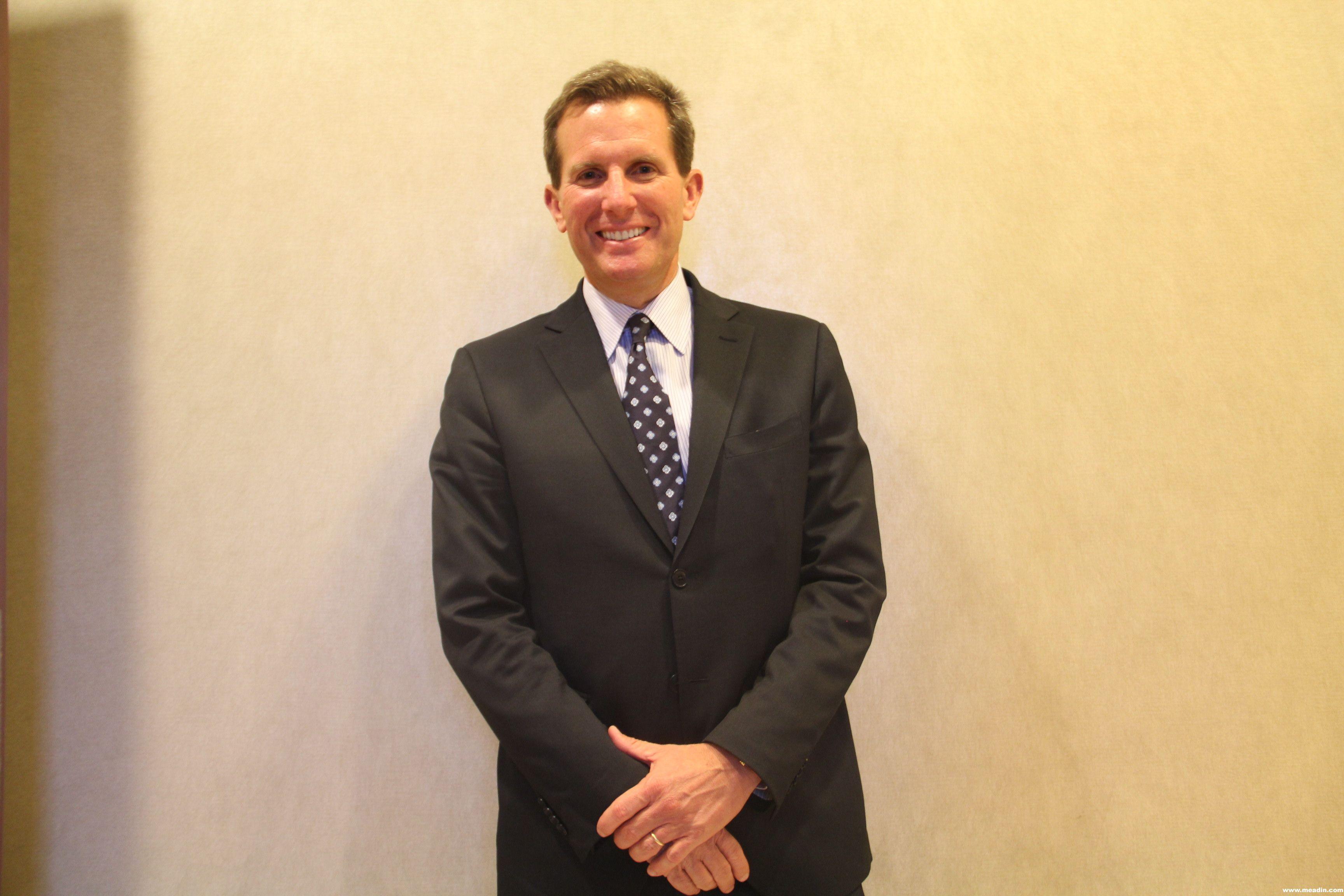 专访:温德姆酒店集团总裁兼首席执行官