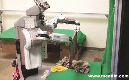 会叠衣服的机器人会出现在你的酒店吗