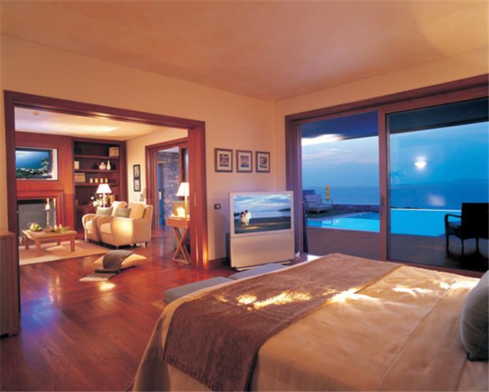 Lagonissi大酒店 皇家别墅每晚34088美元