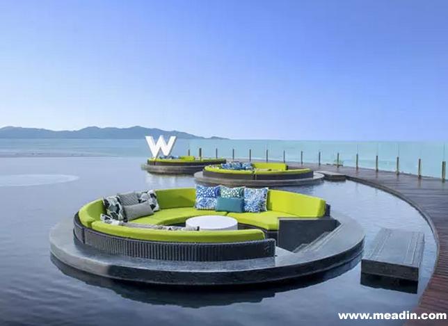 9大酒店集团争先开创的潮牌 喜达屋w;洲际英迪格已进驻苏州