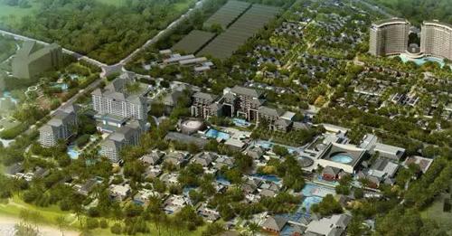 三亚海棠湾瑞吉度假酒店(预计2020开业) 三亚13家全新顶级酒店,美翻