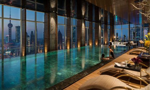 上海浦东四季酒店被以低于市场价5亿元出售