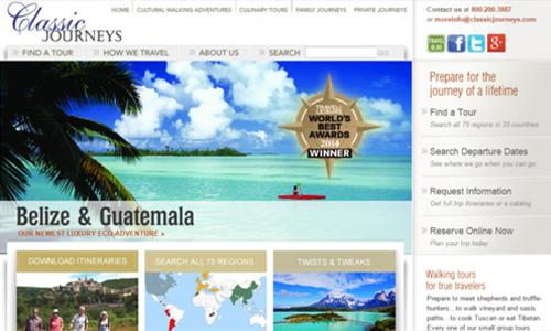 2015年度全球5佳旅行社榜单新鲜出炉