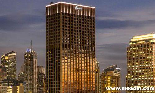 8月9日雅加达费尔蒙酒店正式开业