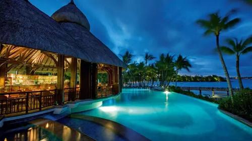 毛里求斯香格里拉度假酒店已经进入开业倒计时