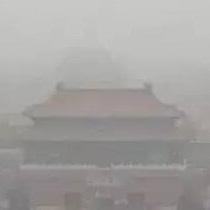 雾霾影响出境游