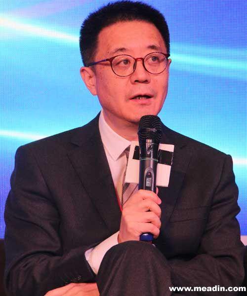 万豪国际集团中国区业务发展高级副总裁  林聪图片