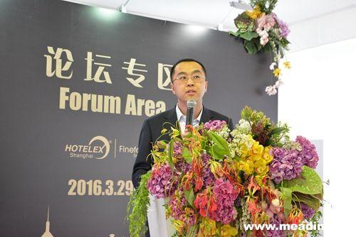 青岛旅游管理学院教授 穆林-2016酒店新势力崛起行业对话