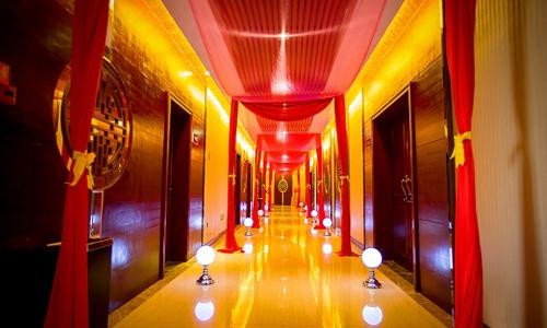 山水时尚酒店江西南昌店于5月1日开业