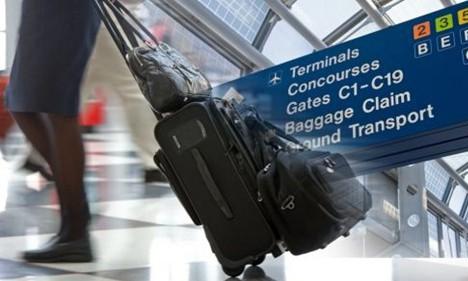 国际航班免费行李托运