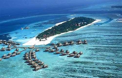 珠海东澳岛和三亚共有
