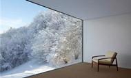酒店的取景器 把最美的画引入室内