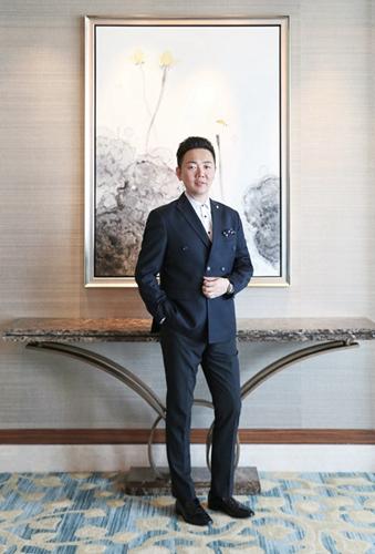 南昌香格里拉大酒店任命张剑为总经理