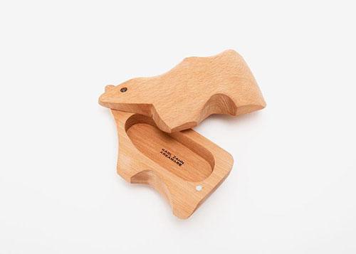 将钥匙做成动物的形状 酒店体验多一点惊喜
