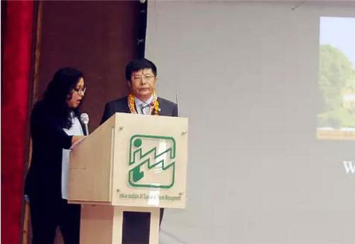 戴斌:青年人是中印旅游共同的未来