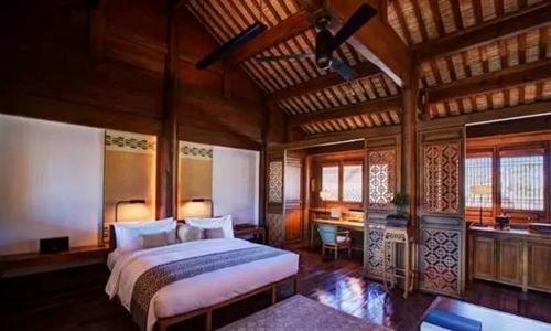 第一处安缦度假村位于泰国普吉岛的amanpuri