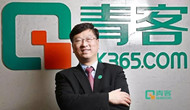"""青客CEO金光杰:1:500""""人房比""""不是梦"""