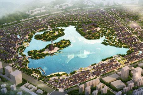 弥勒·红河水乡项目