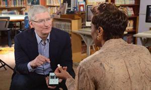 苹果下一代iphone或将配置AR技术