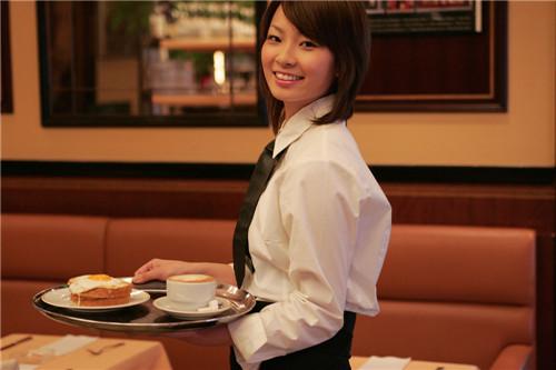 服务员——做酒店接待的全能冠军
