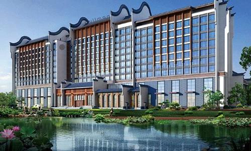 合肥万达铂尔曼酒店于9月24日开业