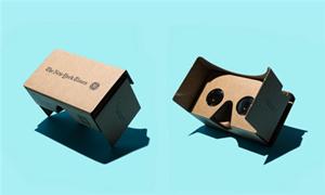 Google的VR蓝图 新专利意味着什么
