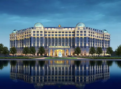上海虹桥新华联索菲特大酒店于近日开业