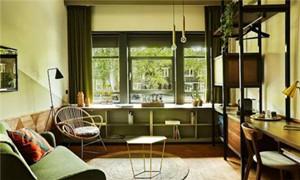 这家酒店的设计集古典与现代的智慧
