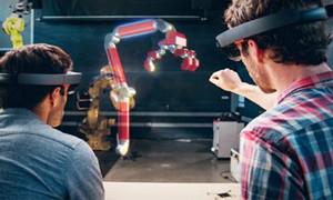微软表示头盔太弱 裸眼AR才是未来