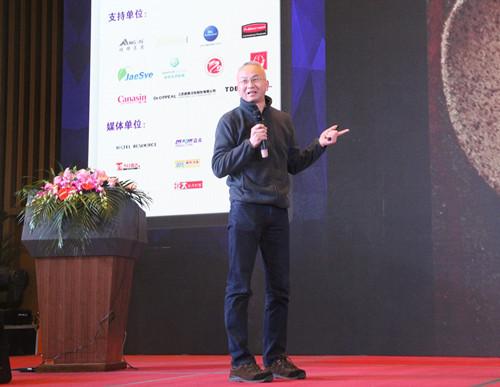 徐霁明:文化创意需科技创意支撑