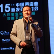 尤力亚电子科技公司总经理 游通欣