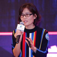 北京驰骏网络咨询服务有限责任公司总经理 杨艳