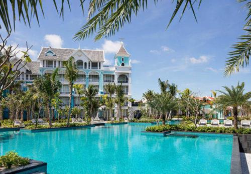 富国岛翡翠湾JW万豪度假酒店于3月8日开业