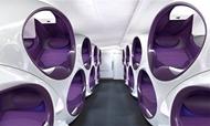 未来机舱长啥样?空中旅行黄金时代即将开启