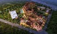 三亚红塘湾建国度假酒店将于2017年底开业