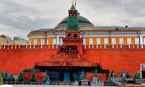 俄最受中国游客欢迎5大红色旅游胜地是哪里