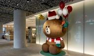 LINE FRIENDS进军酒店业 韩国首家主题酒店开幕