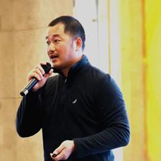 全球精品酒店联盟CEO 傅玉明