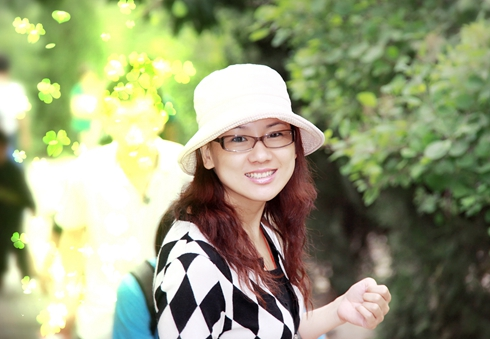 曹娟:幸福安静的生活一直是我的生活理念